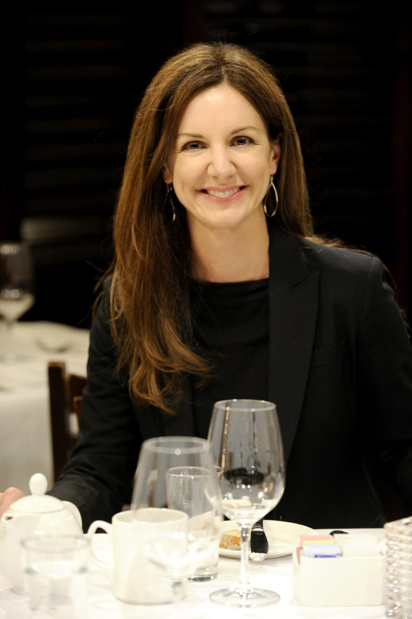 Kat Cole, President of Cinnabon