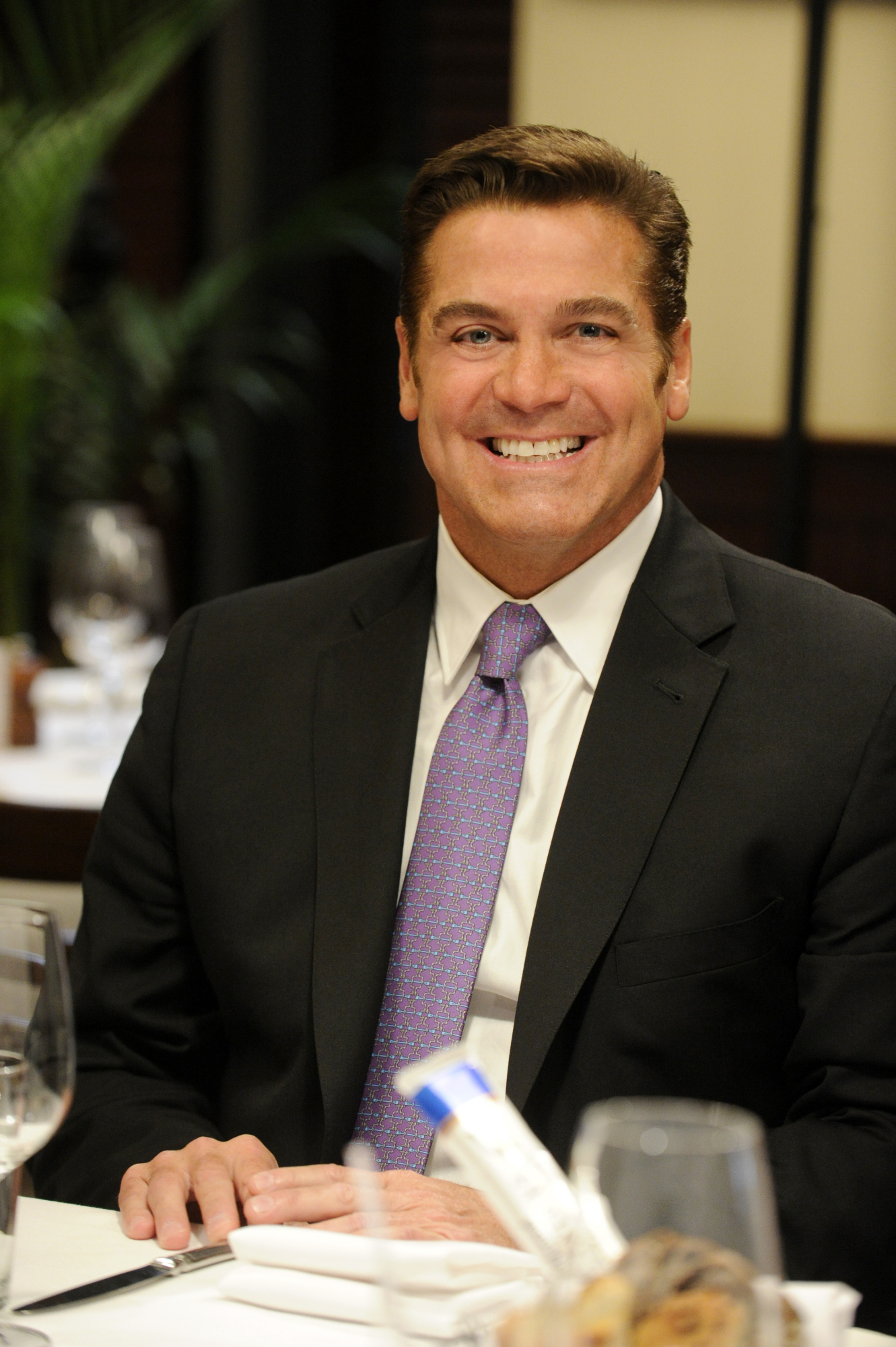 Anthony Wedo, CEO of Buffets, Inc.