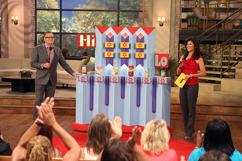 Drew Carey brings a taste of The Price Is Right to THE TALK