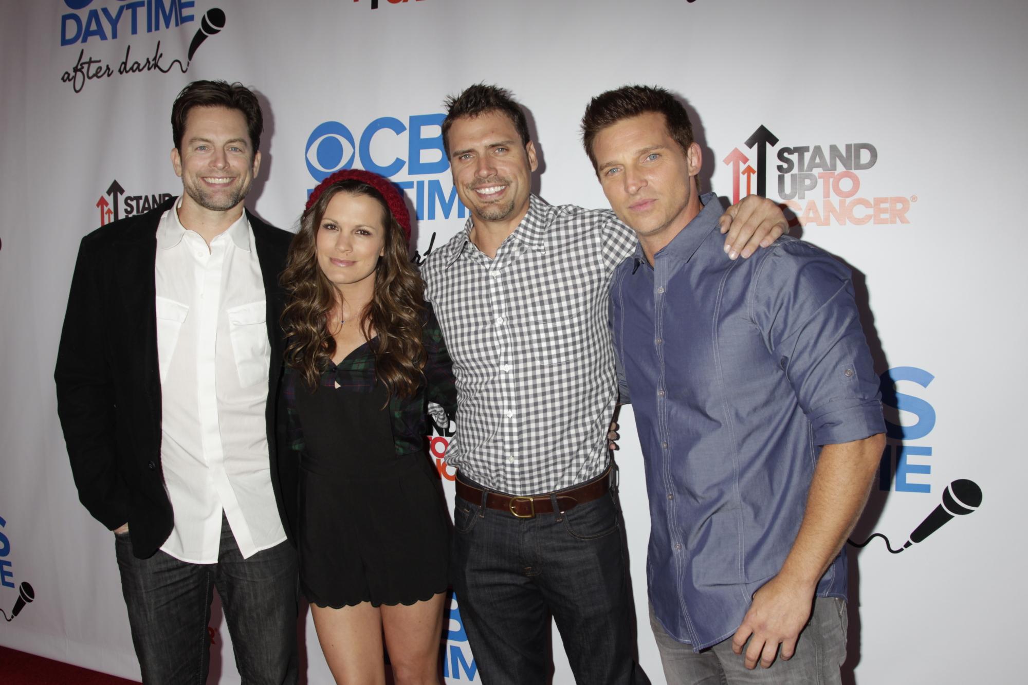 Michael, Melissa, Joshua, and Steve