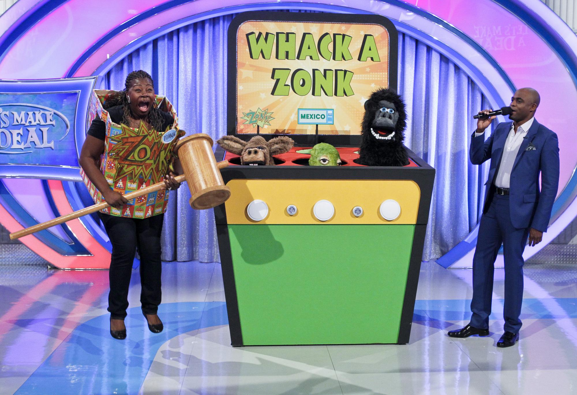 Whack a Zonk!