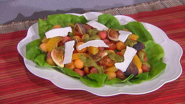 Enzo Febbraro's Melon Salad