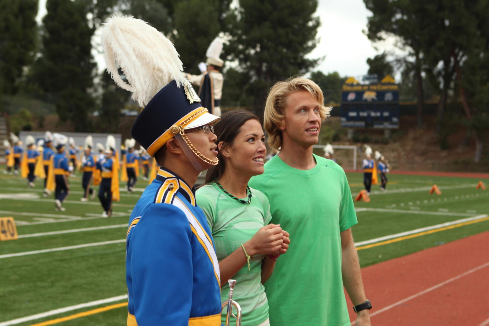 Jessica and John on the Season 24 Premiere