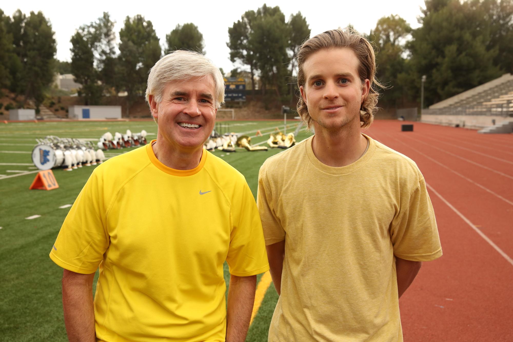 Father/Son on the Season 24 Premiere