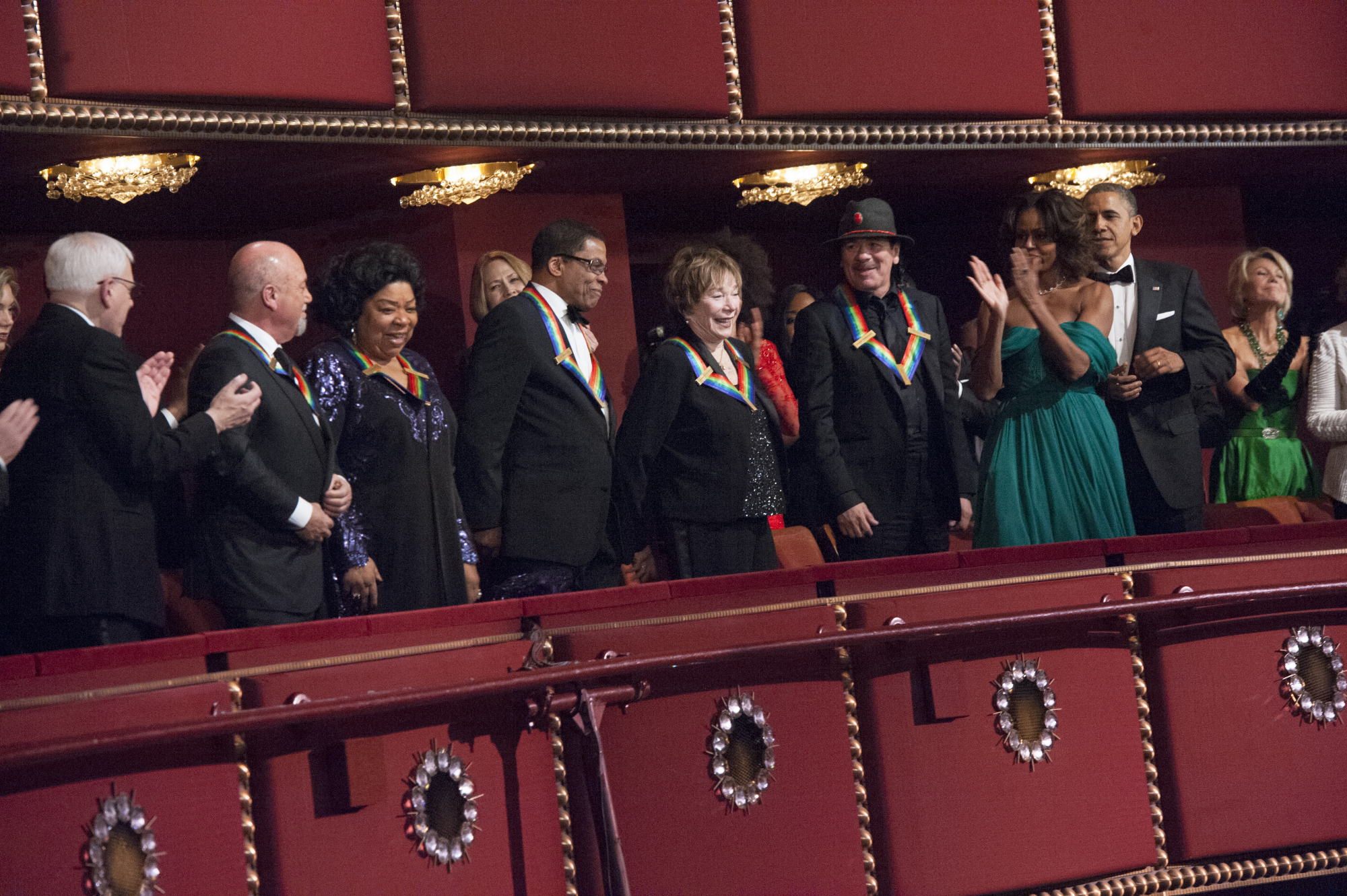 THE 36TH ANNUAL KENNEDY CENTER HONORS