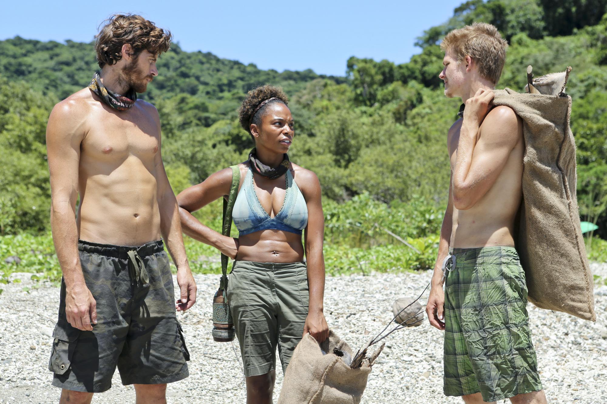 Alliance discussion in Season 28 Episode 9