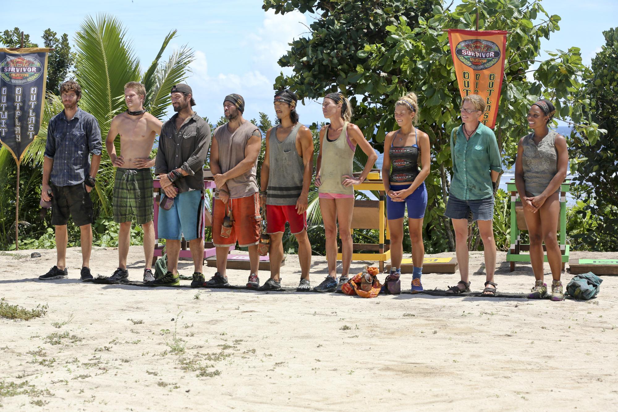 Solarrion Tribe in Season 28 Episode 8