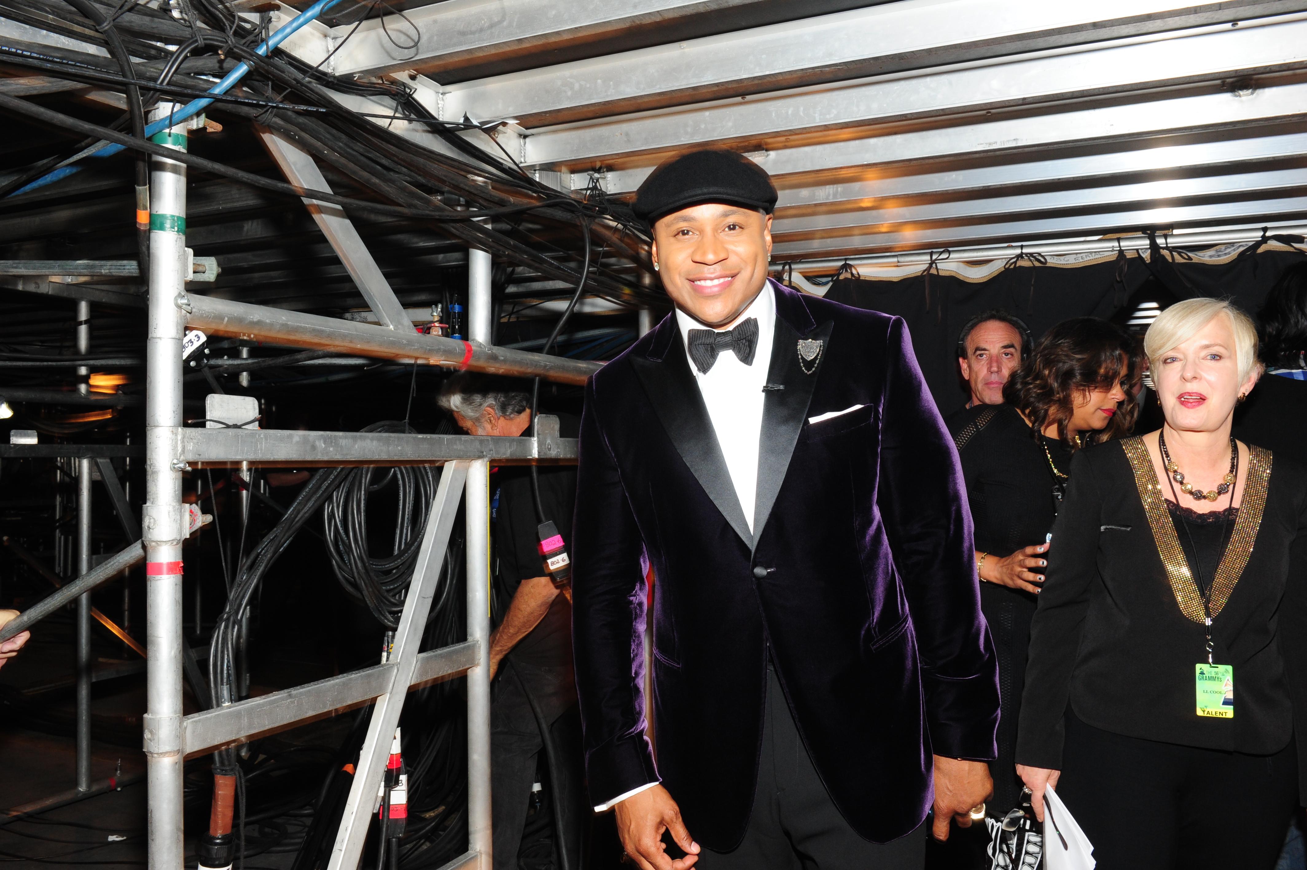 LL Cool J - GRAMMYs 2014 - CBS.com