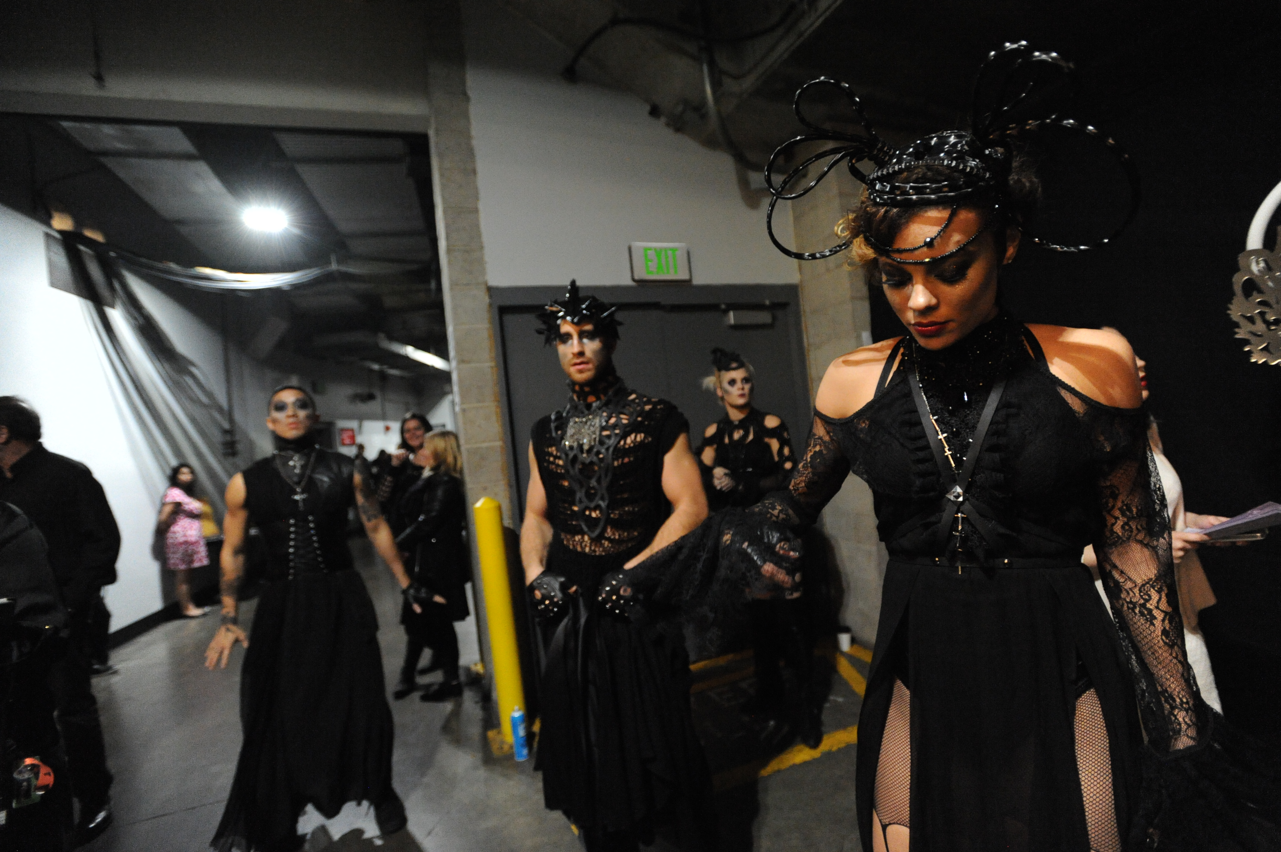 Backstage - GRAMMYs 2014 - CBS.com