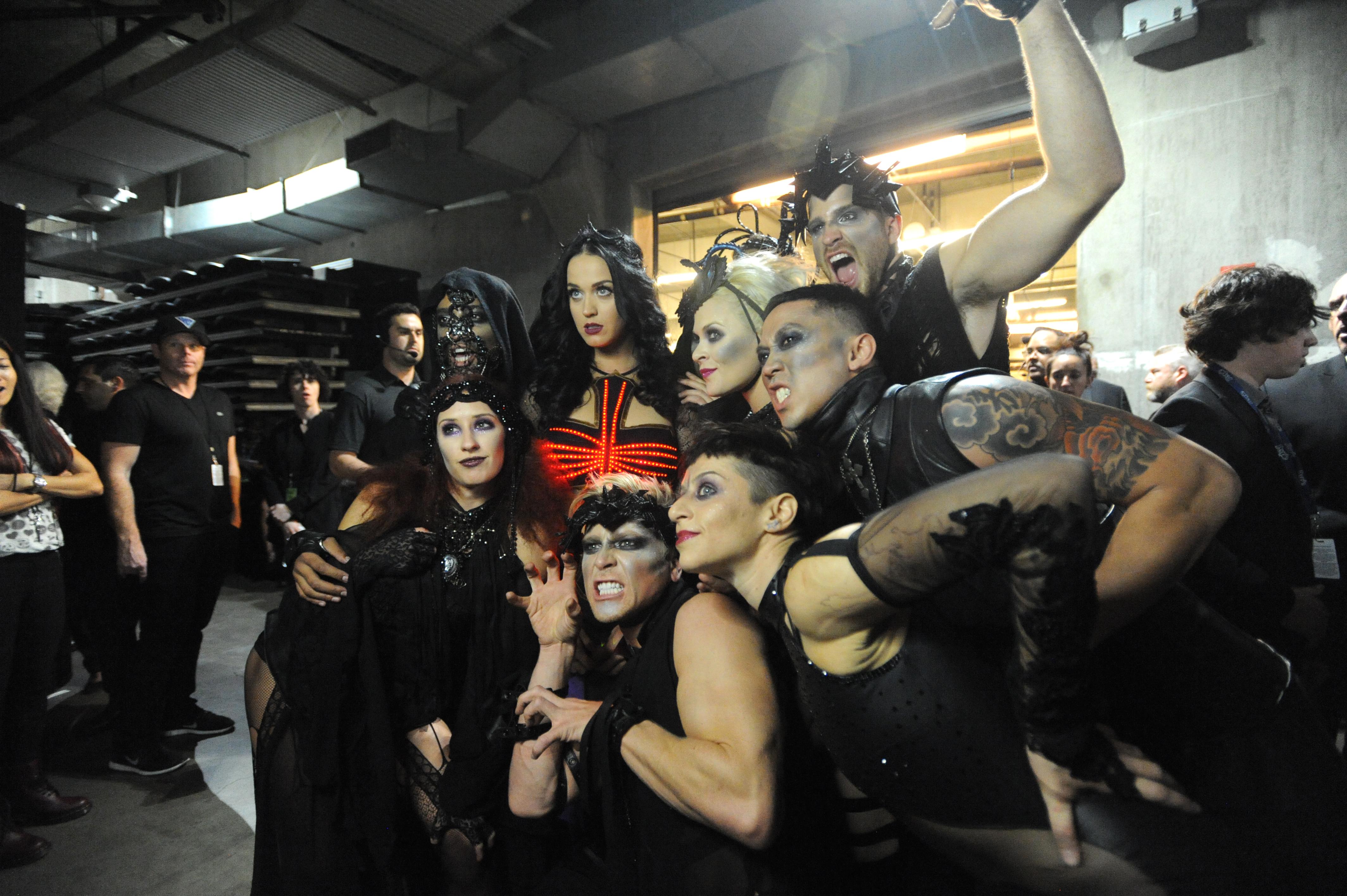 Katy Perry - GRAMMYs 2014 - CBS.com