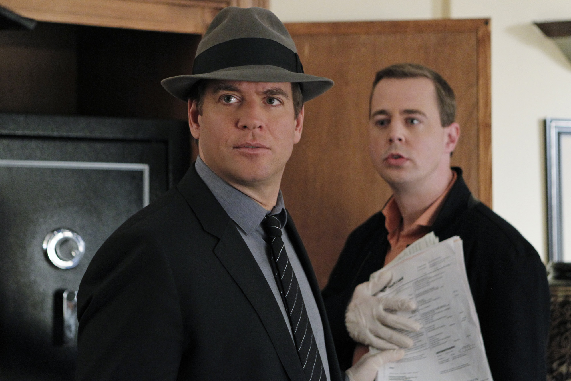 Detective Work in