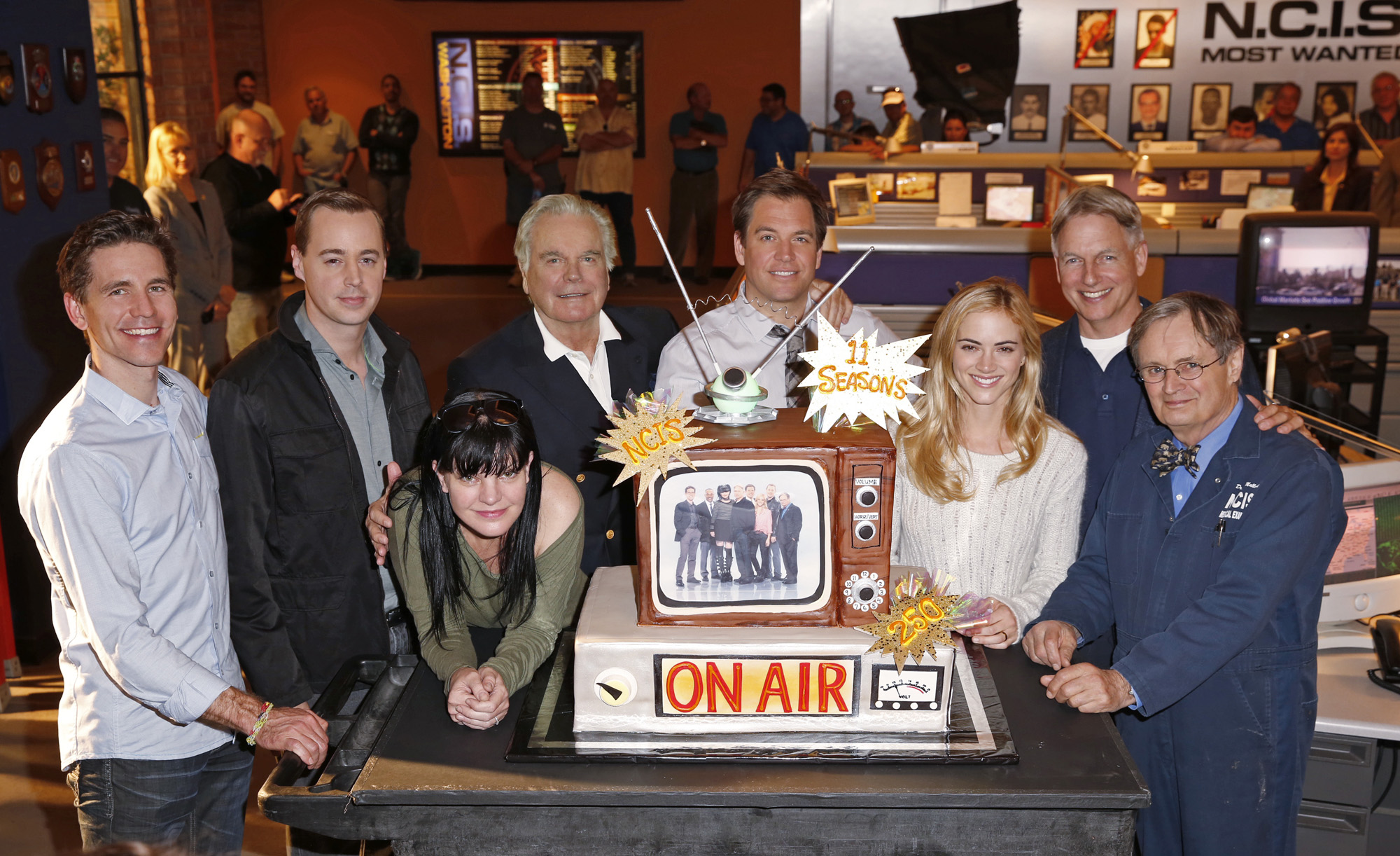 NCIS 250th Episode Celebration