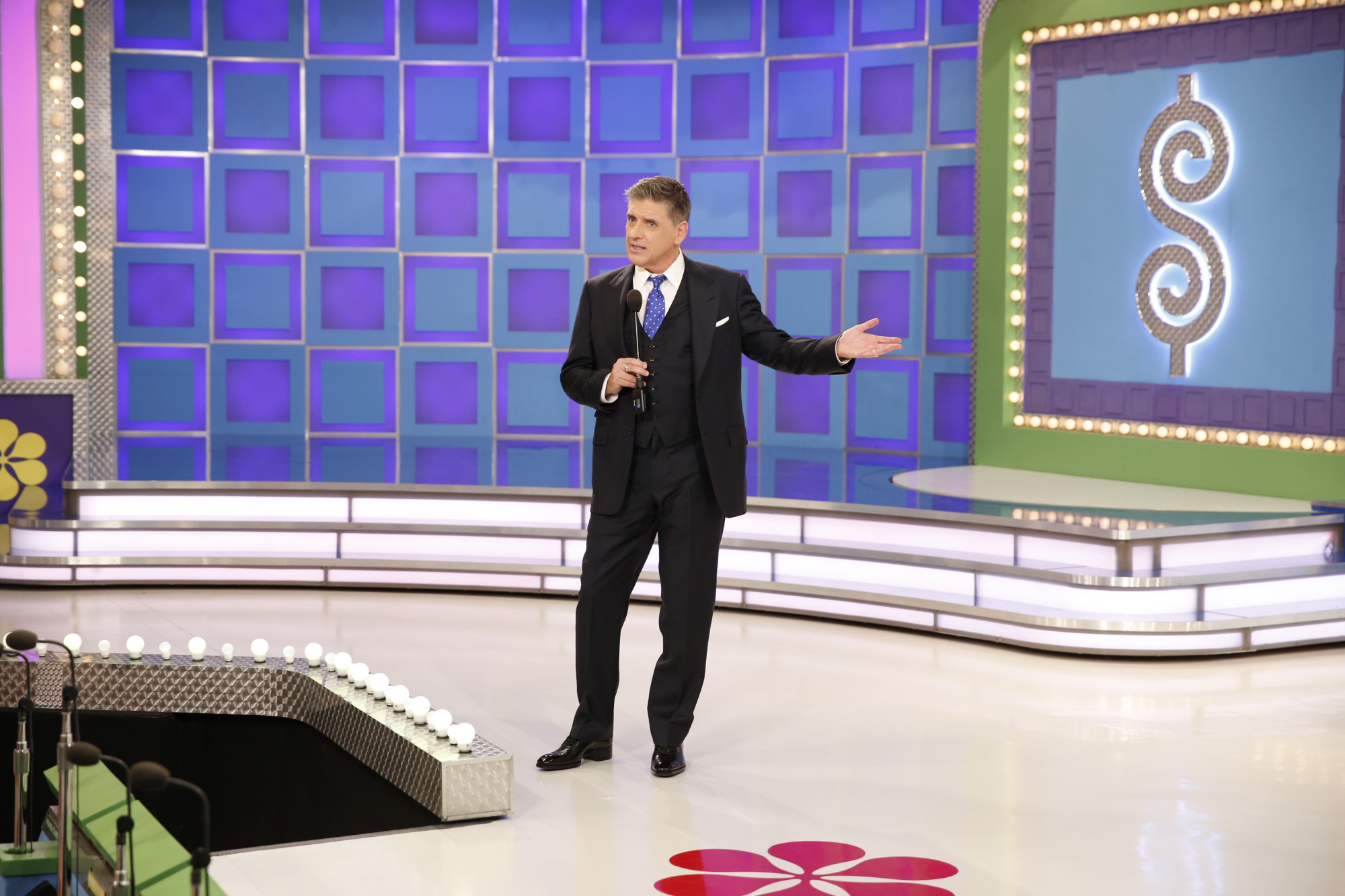 Craig Ferguson Hosts The Price Is Right