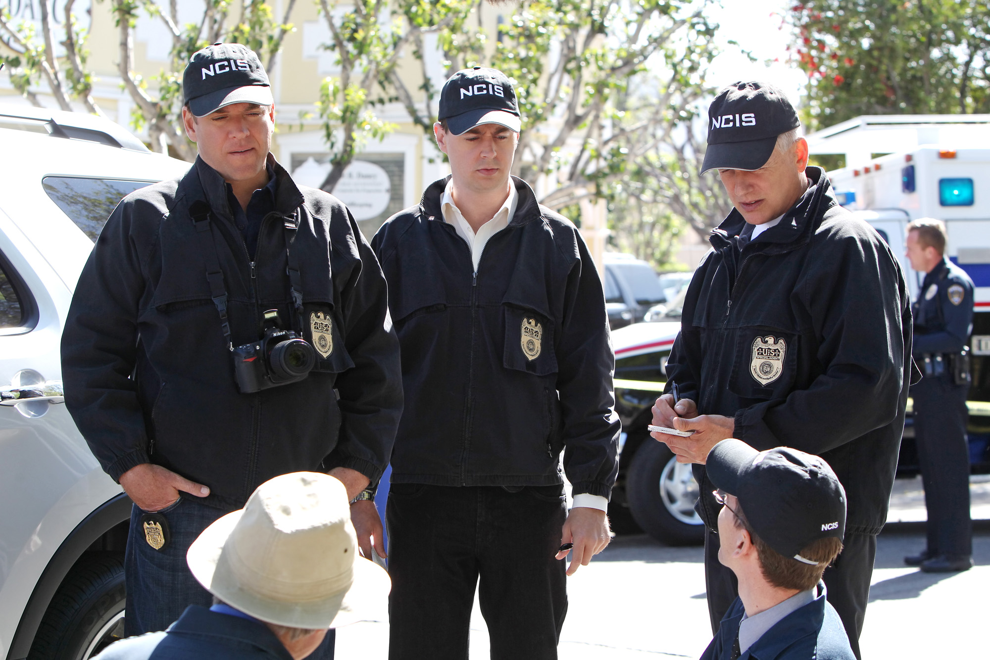 Season 11 Episode 21 Photos - NCIS