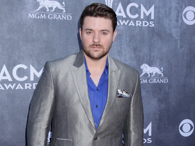 Chris Young on the Red Carpet - 49th ACM Awards