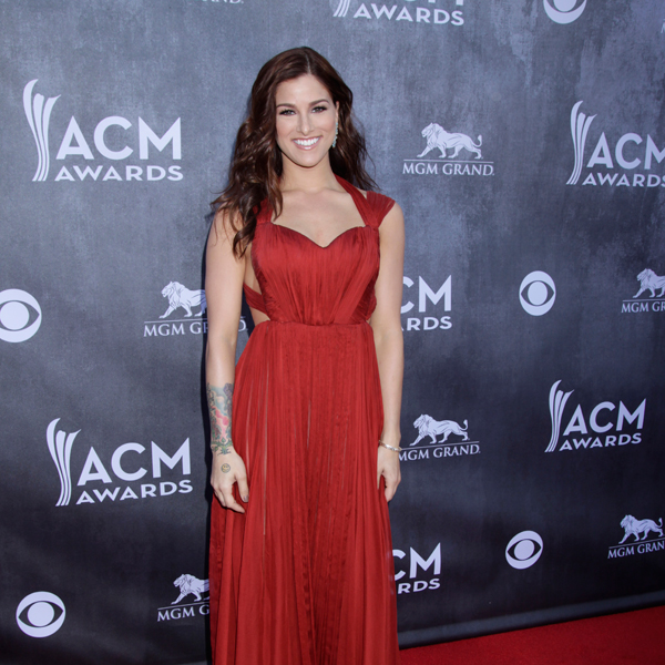 Cassadee Pope on the Red Carpet - 49th ACM Awards