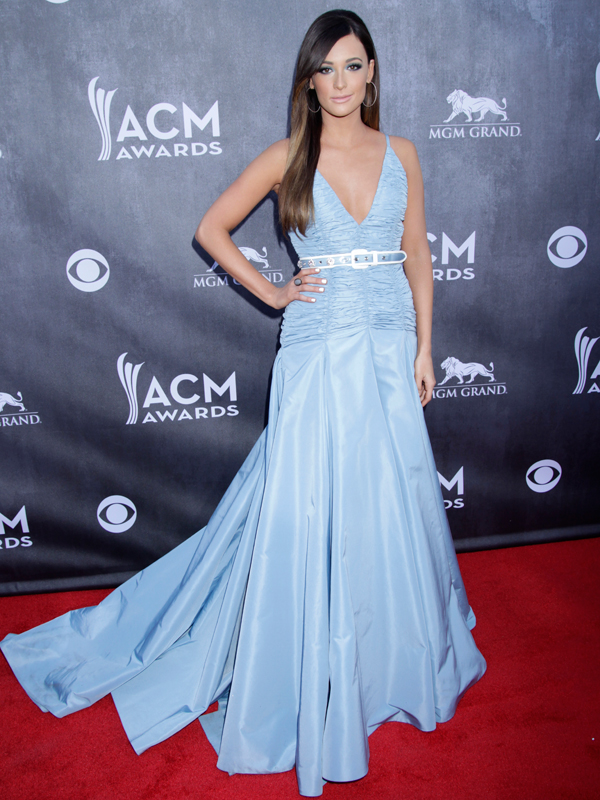 Kacey Musgraves on the Red Carpet - 49th ACM Awards