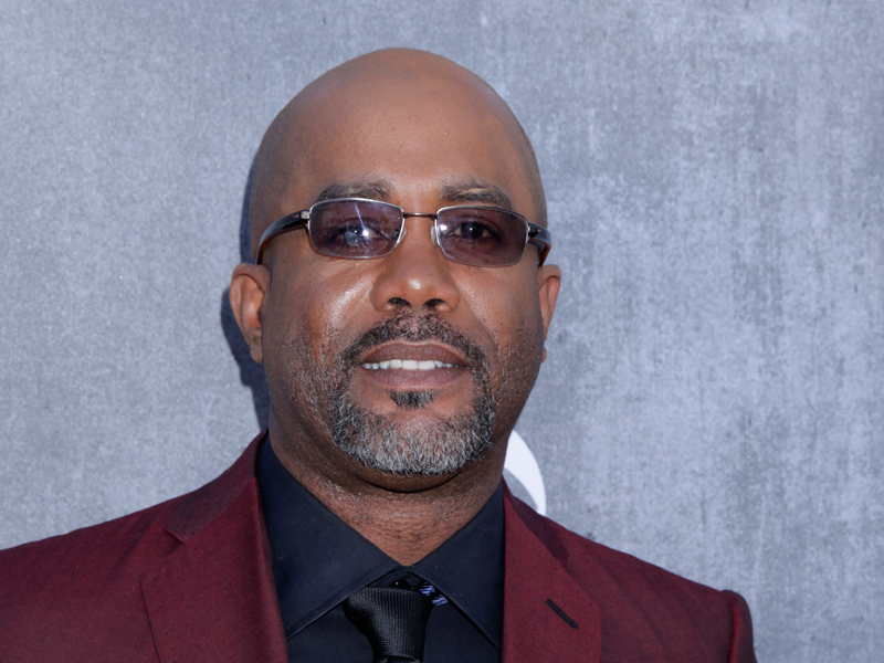 Darius Rucker on the Red Carpet - 49th ACM Awards