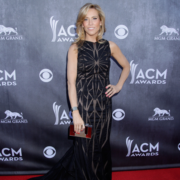Sheryl Crow on the Red Carpet - 49th ACM Awards