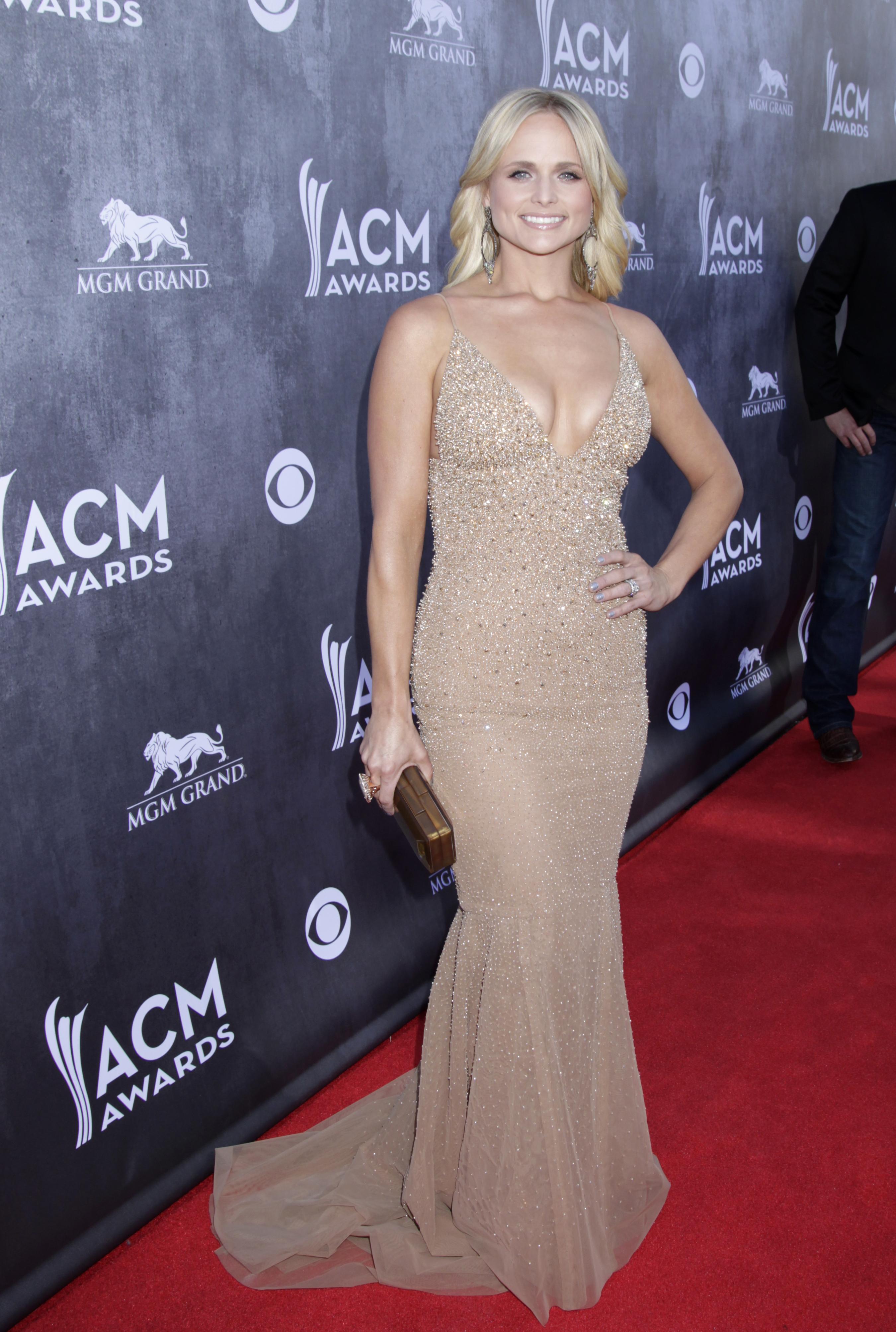 Miranda Lambert Performs - 49th ACM Awards