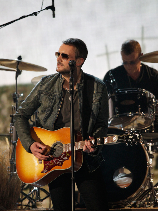 Eric Church Performs - 49th ACM Awards