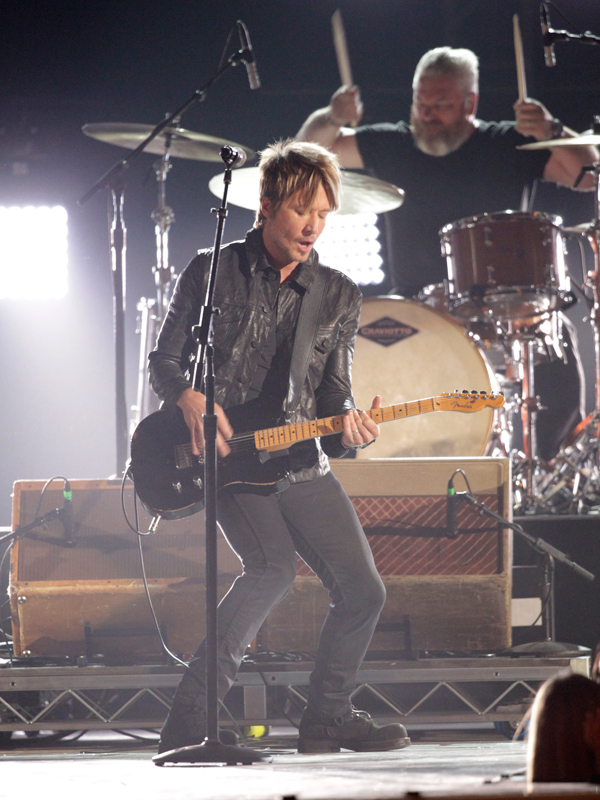 Keith Urban Performs - 49th ACM Awards