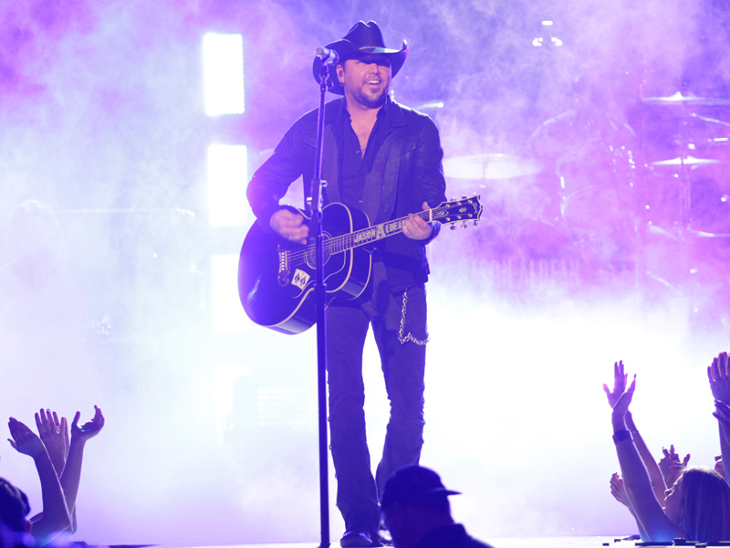 Jason Aldean Performs - 49th ACM Awards