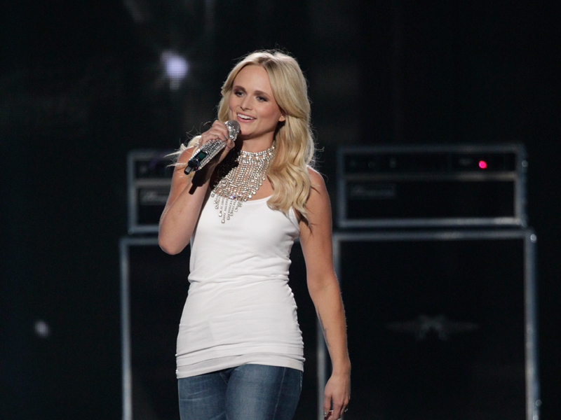 Miranda Lambert Performs - 49th ACM Awards