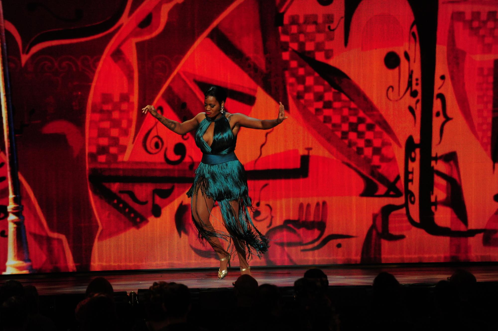 Fantasia - 2014 Tony Awards - CBS.com