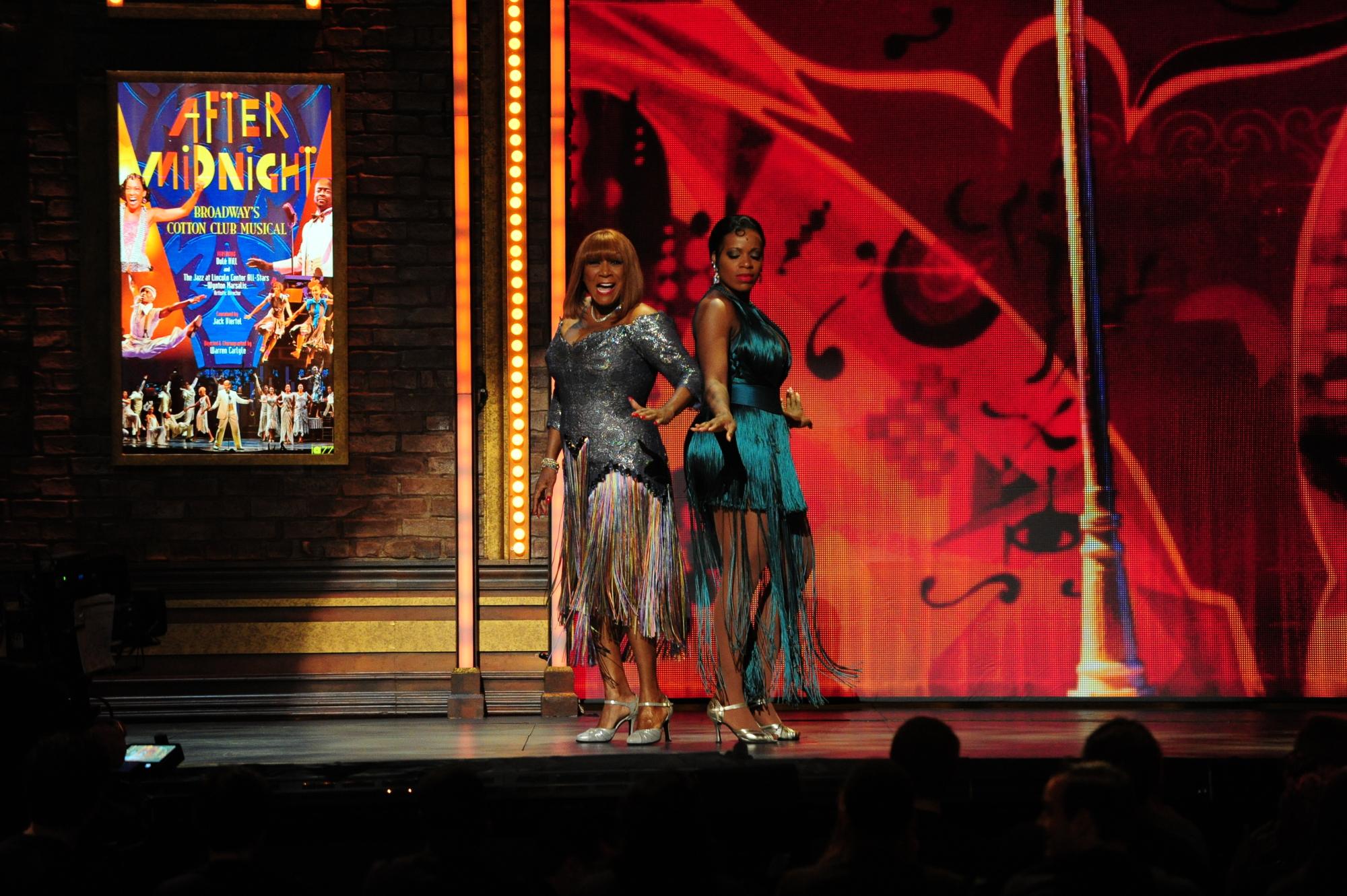 Patti LaBelle and Fantasia - 2014 Tony Awards - CBS.com