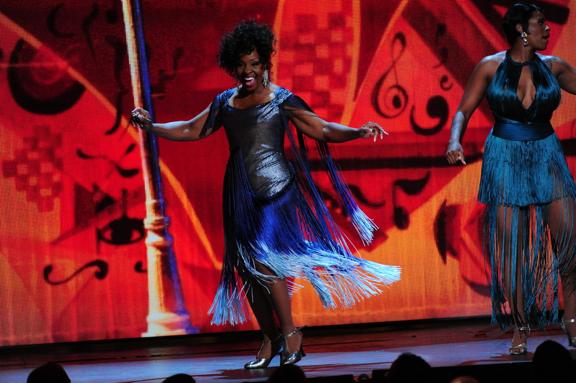 Gladys Knight and Fantasia - 2014 Tony Awards