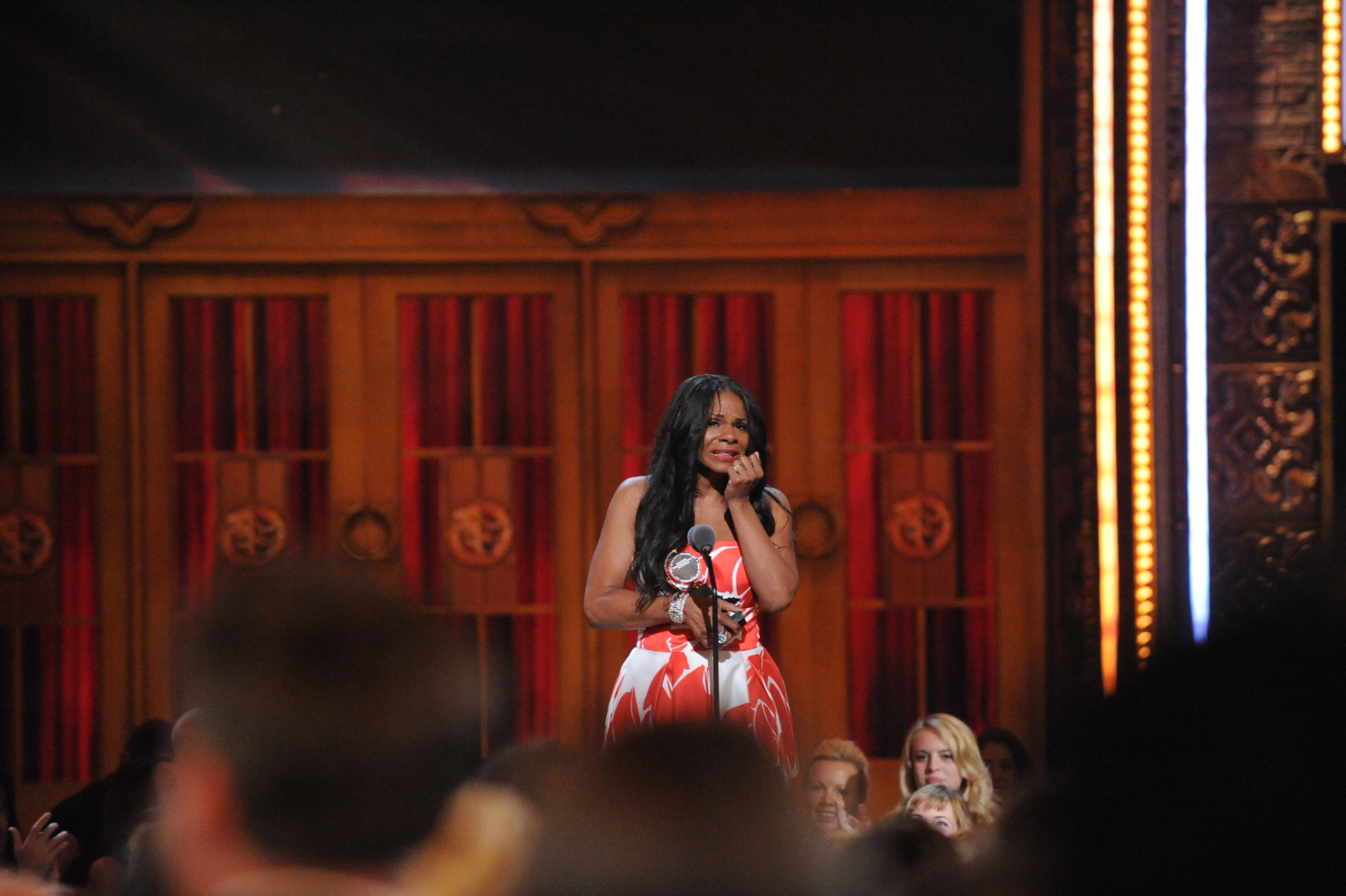 Winner Best Performance by an Actress in a Leading Role in a Play Audra McDonald for Lady Day at Emerson's Bar & Grill