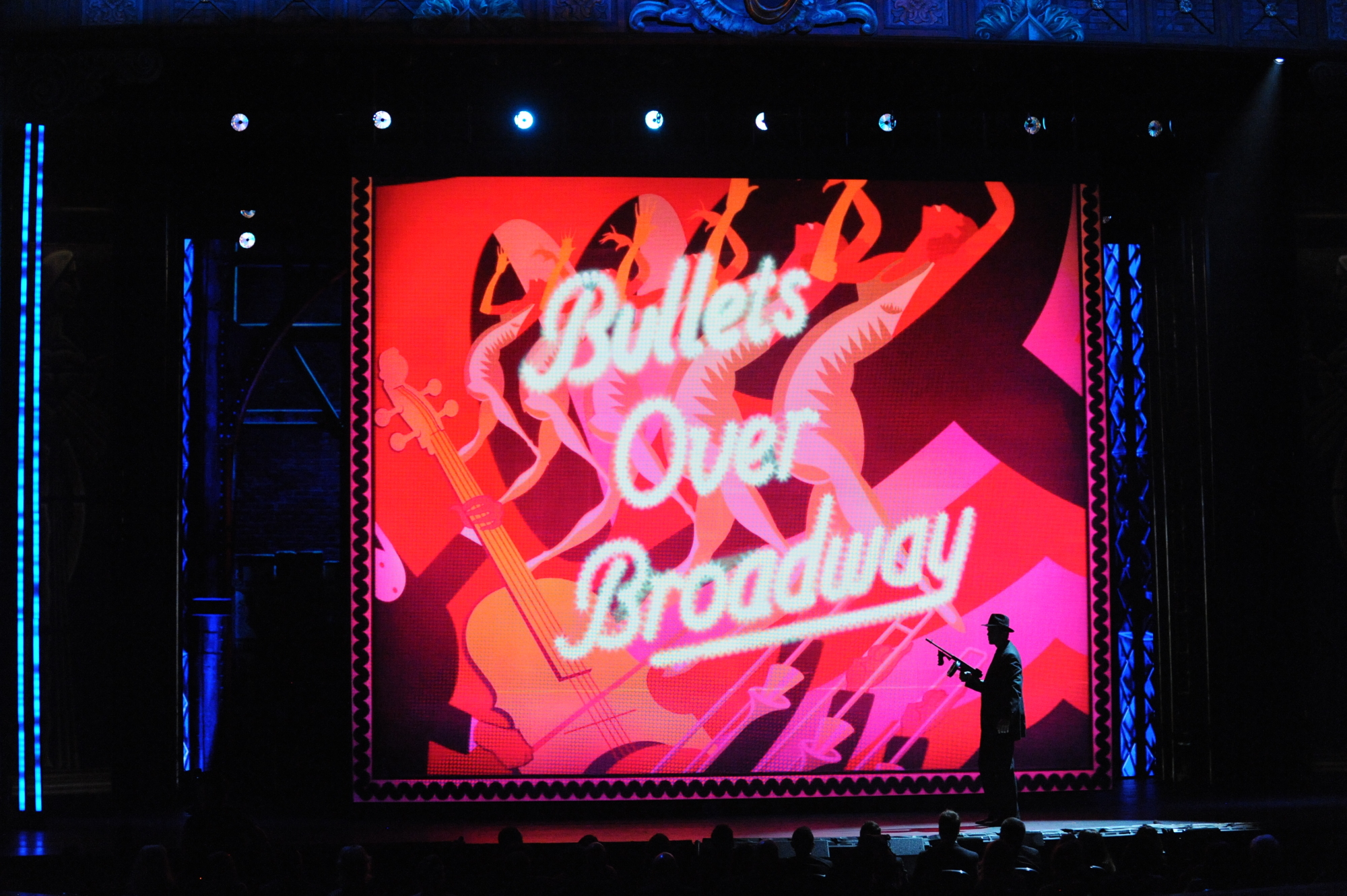 The Cast of Bullets Over Broadway - 2014 Tony Awards
