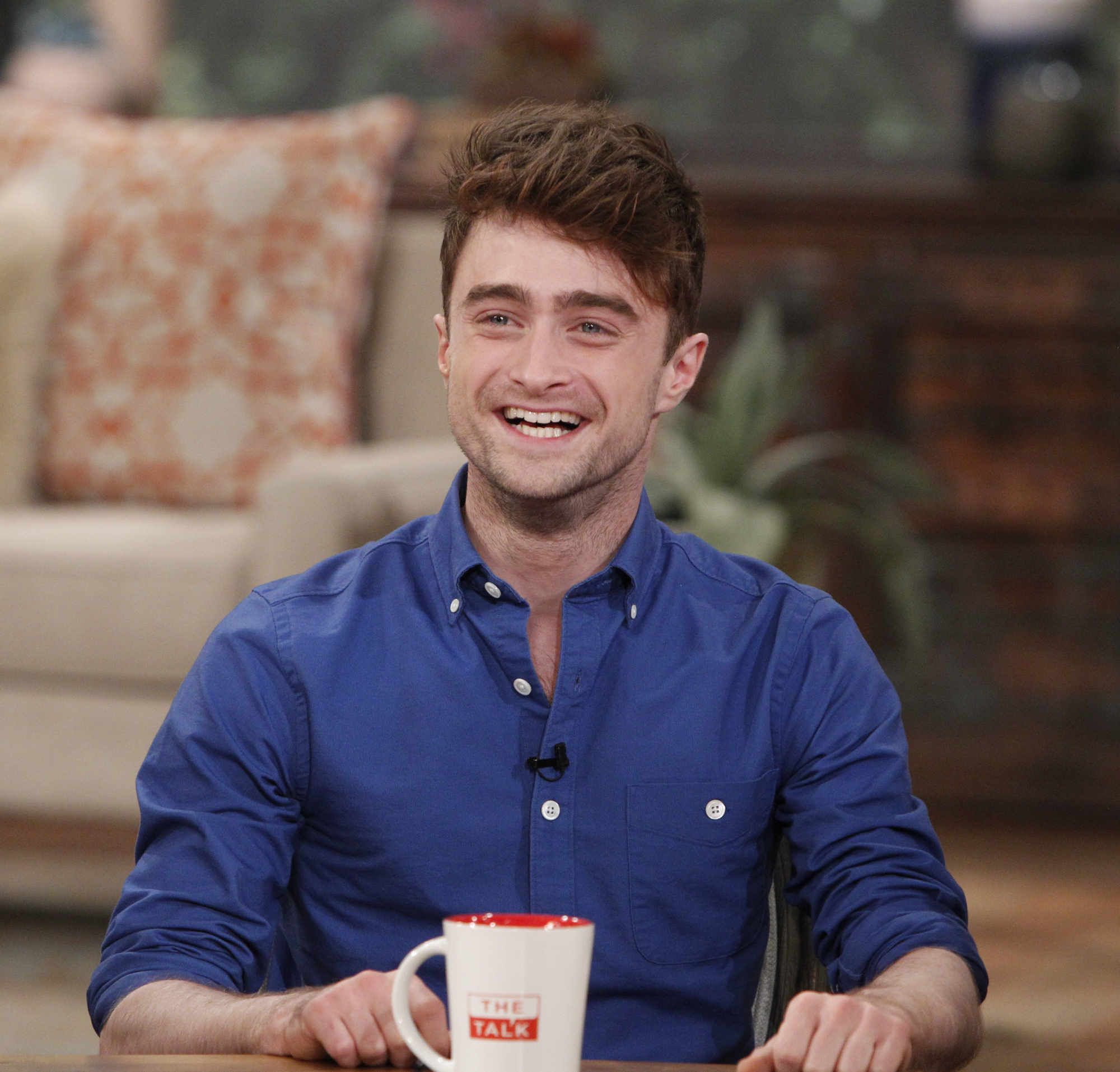 Daniel Radcliffe on