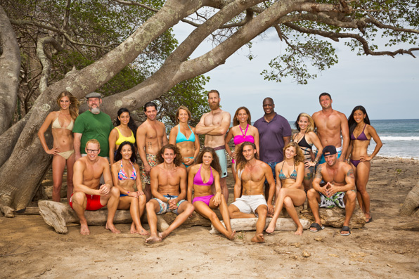 Survivor: Worlds Apart Castaways