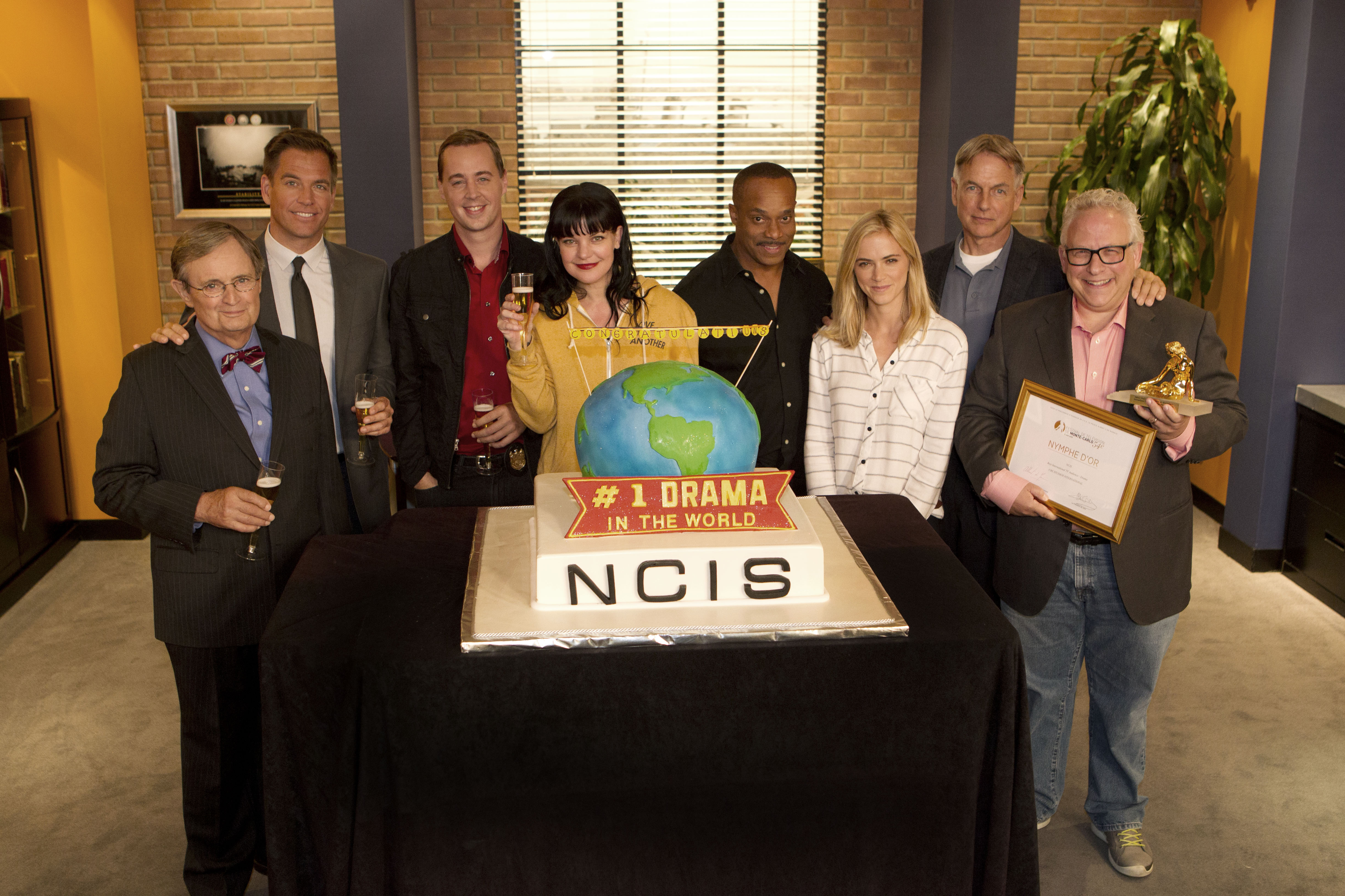 The Cast of NCIS
