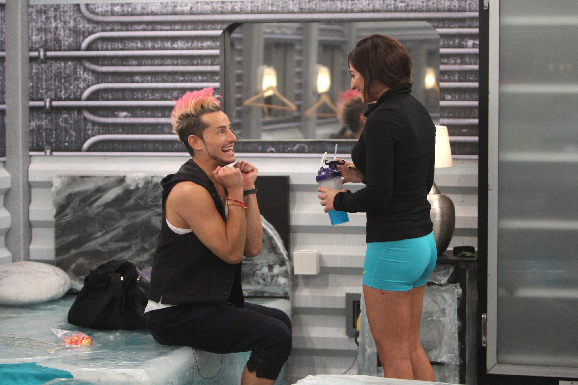 Frankie and Victoria