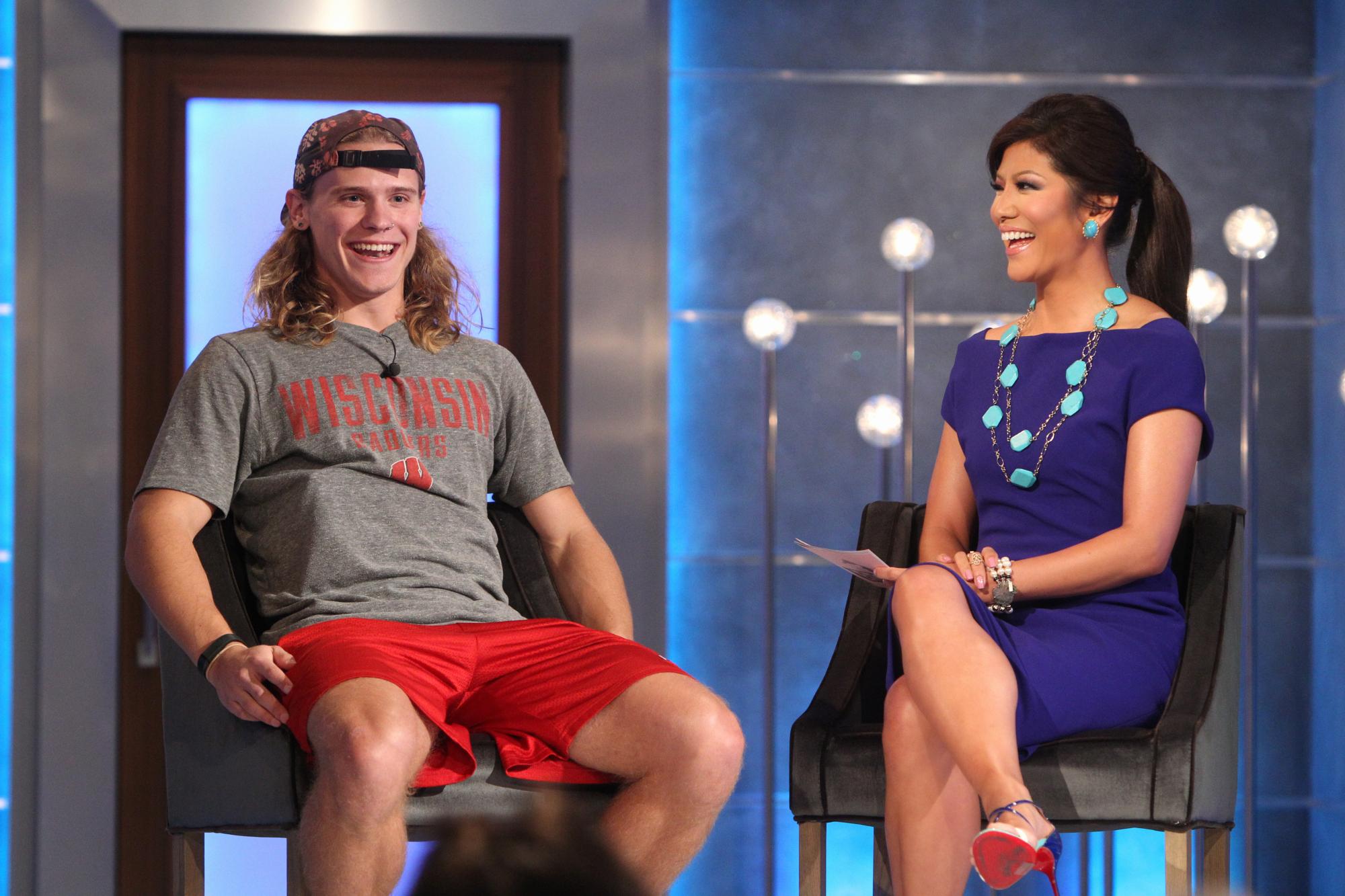 Interviewing Hayden
