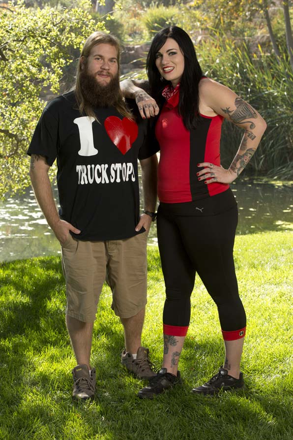 Mike and Rochelle - Dating Couple