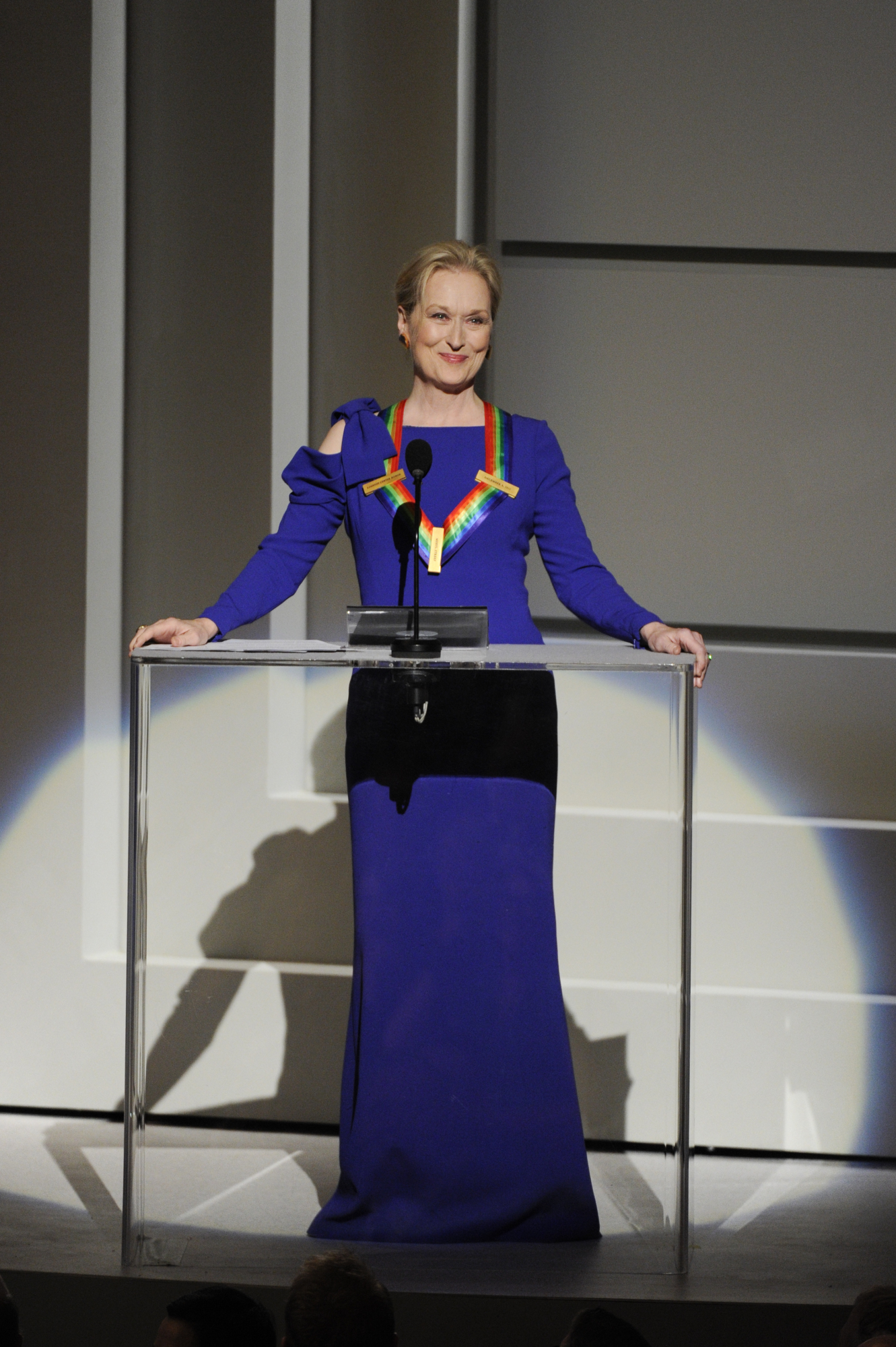 Meryl Streep Looks Stunning on Stage