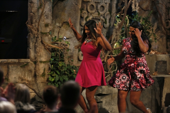 Natalie and Nadiya were the first twins to ever play Survivor together. While Nadiya was voted off first, Natalie was crowned the Sole Survivor.