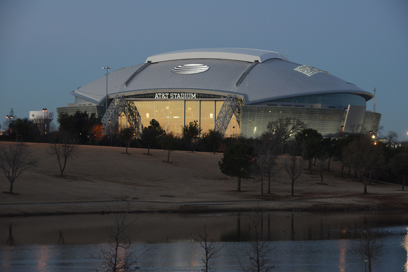 The 50th ACM Awards will take place at the Dallas Cowboys Stadium.