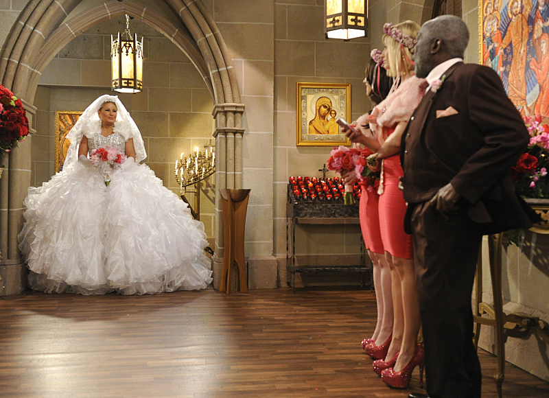 12. Someone gets married