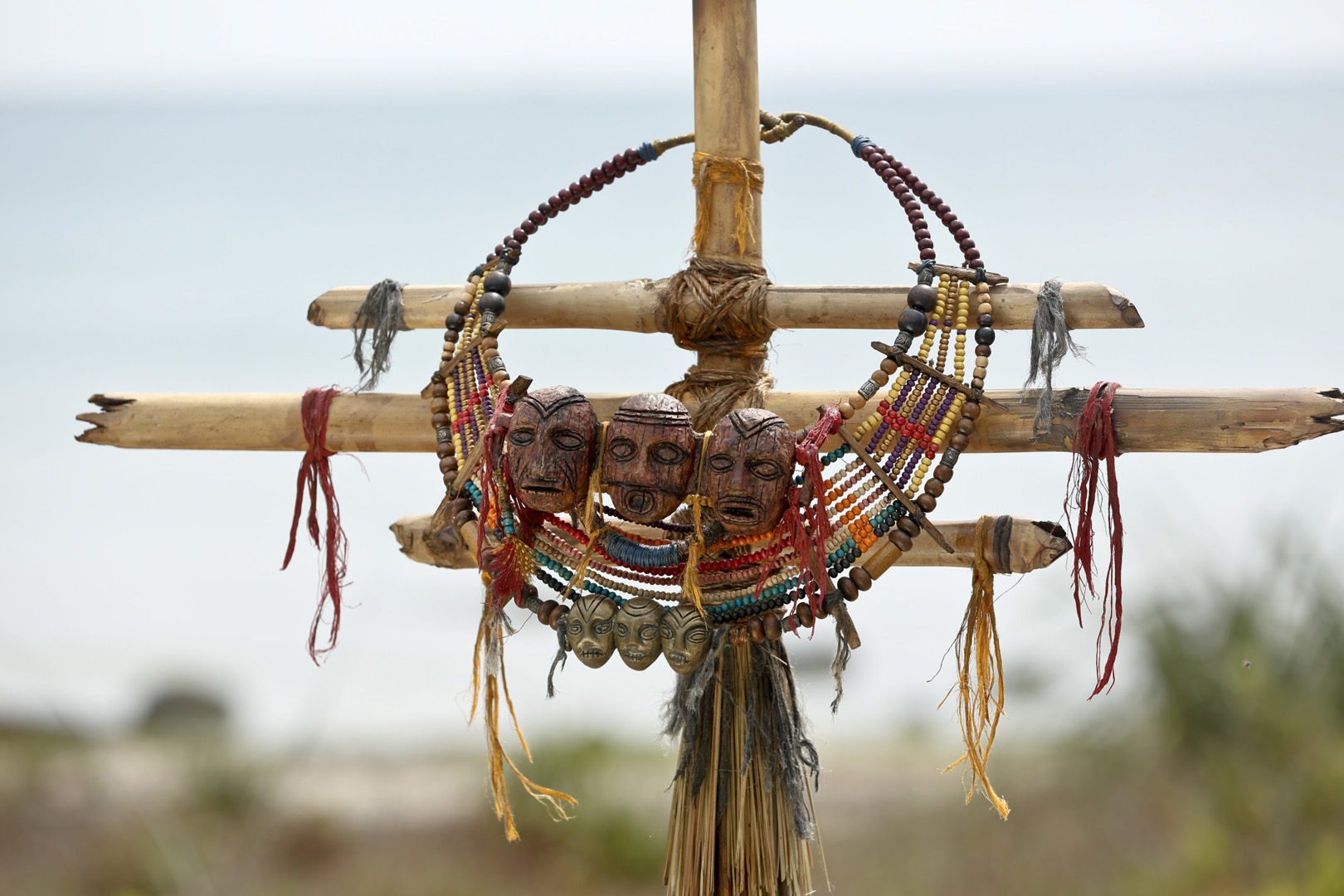 Huzzah! The coveted Individual Immunity necklace makes its debut.