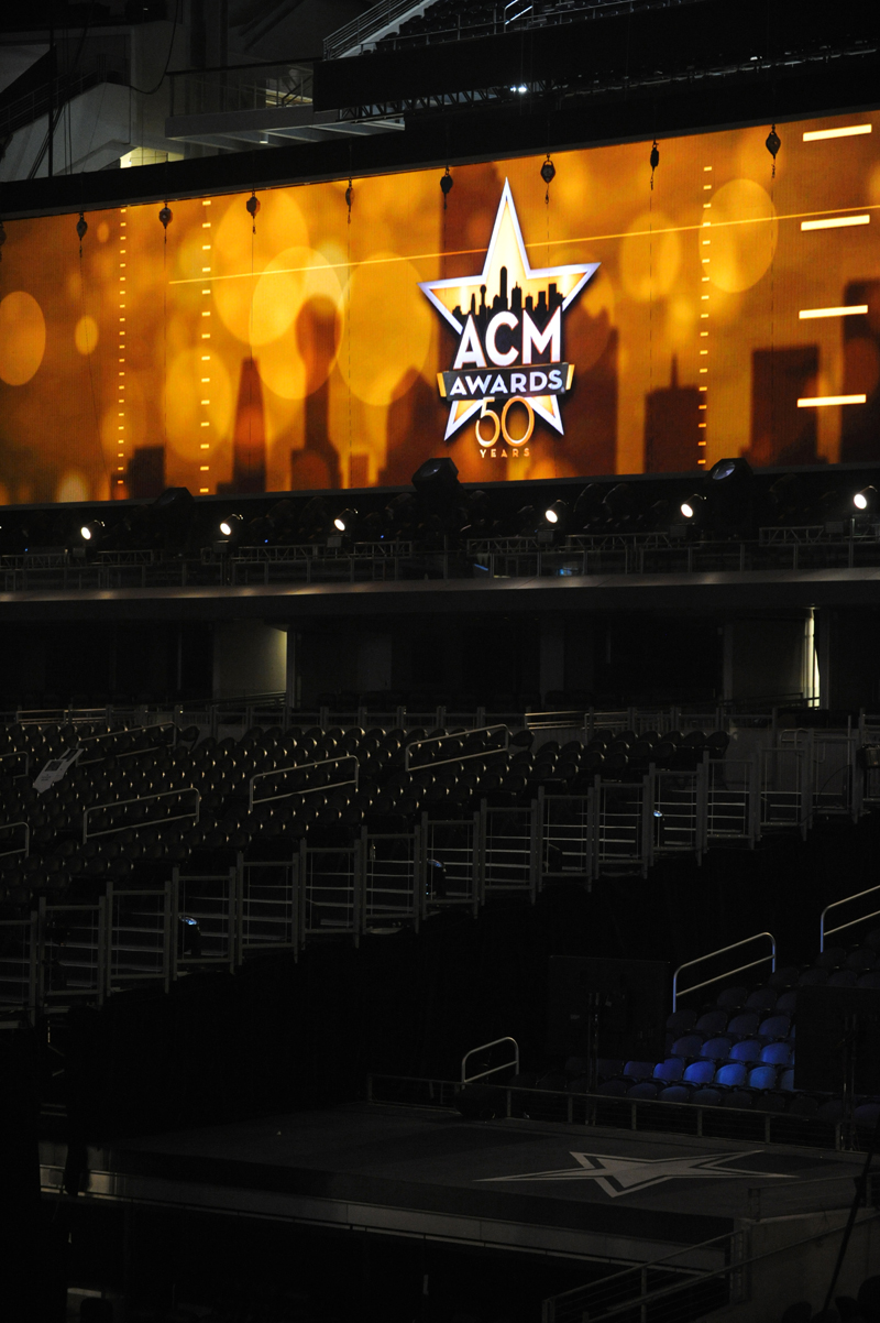 The ACM Awards move to Arlington for its 50th anniversary.