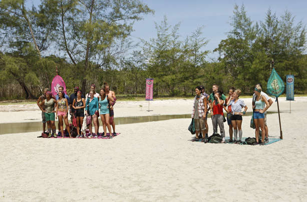 Jeff Probst has some news for the two tribes that will change everything
