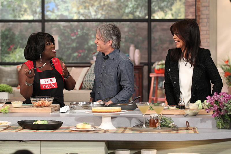 Fun in the kitchen with Mark Tarbell