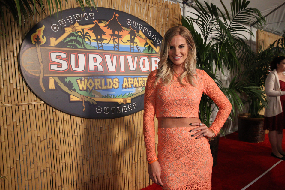 Sierra sizzles on the red carpet