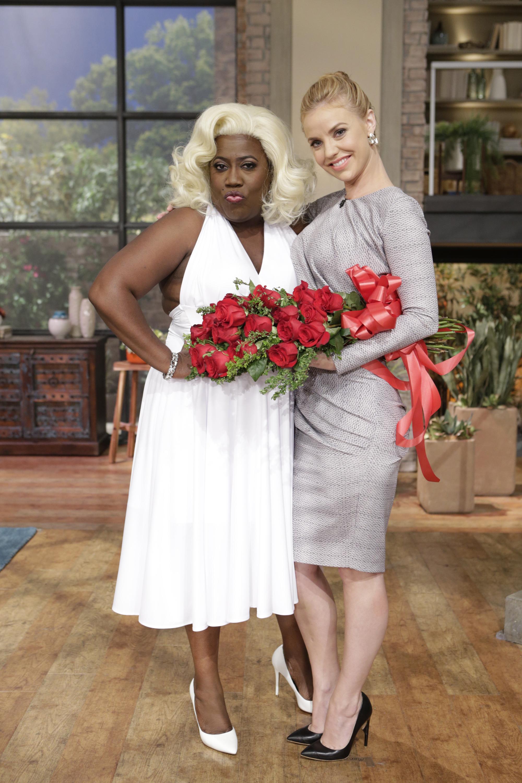 Sheryl and Kelli Garner