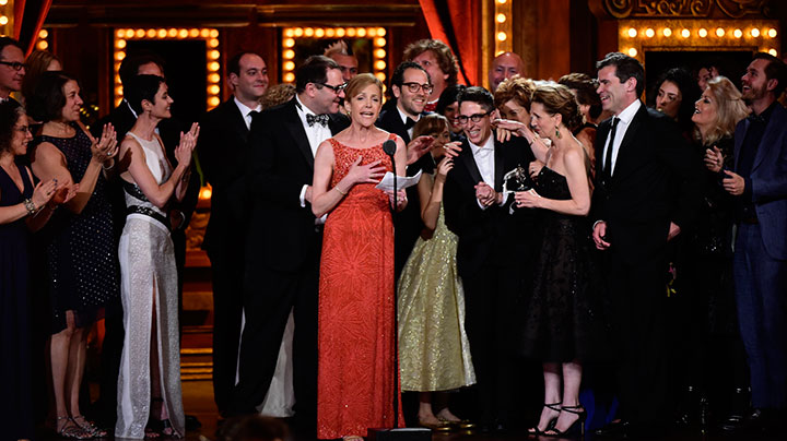 Best Musical: Fun Home